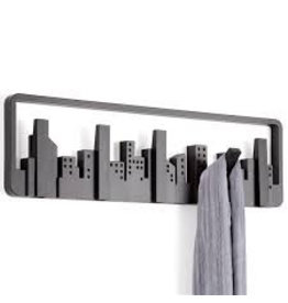 Umbra Coat rack Skyline Multi Hook Black
