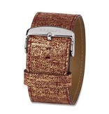 S.T.A.M.P.S Armband Antique Rot