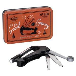 Gentlemen's Hardware Backpack Multi-tool