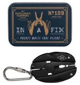 Gentlemen's Hardware Pocket Multi-tool with pliers