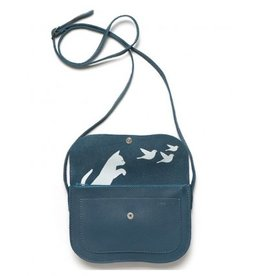 Keecie Bag Cat Chase Bag Faded Blue