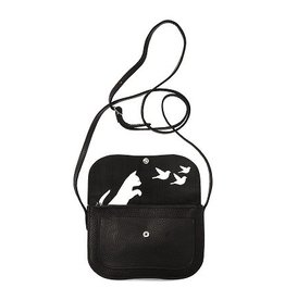 Keecie Bag Cat Chase Bag Black