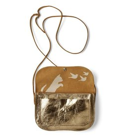 Keecie Bag Cat Chase Bag Gold