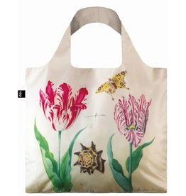LOQI Foldable Shopper Museum Two Tulips