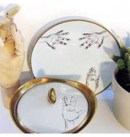 Nuukk Porcelain Stickers Hands