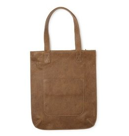 Keecie Tasche  Hungry Harry Cognac Used Look