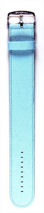 Stamps Armband Denim Hellblau