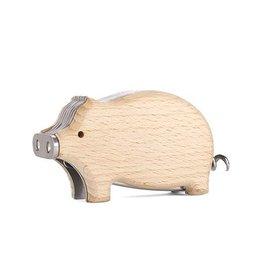 Kikkerland Corkscrew Piggy