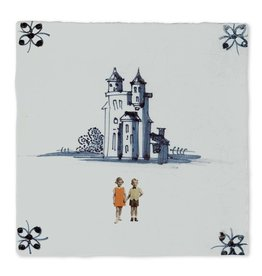 Storytiles  Decorative Tile  Happily ever After Mini