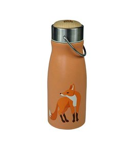 The Zoo Thermos Flask Mini Fox
