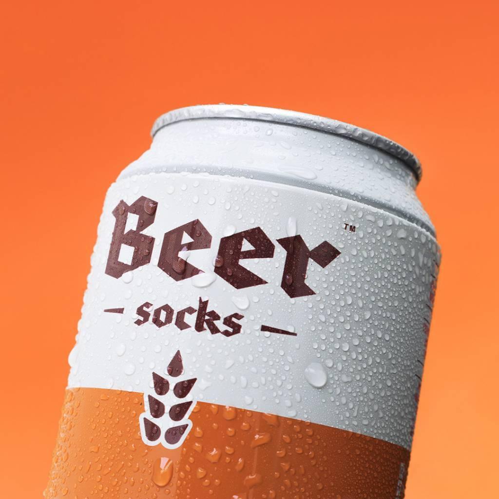 Luckies Socken Bier Ale