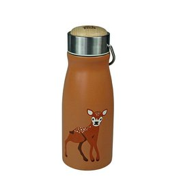 The Zoo Thermos Flask Mini Baby Deer