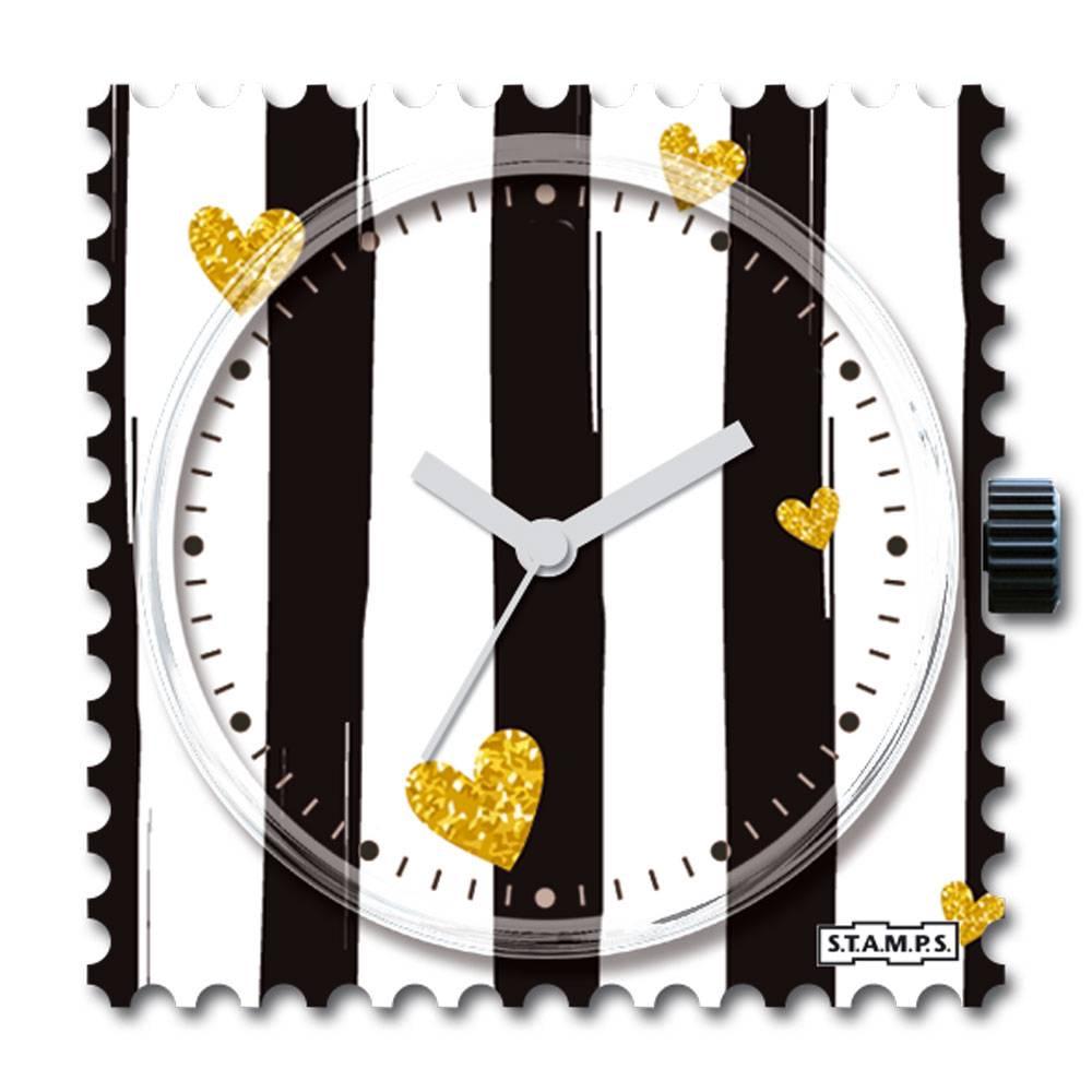 Stamps Uhr Golden Love