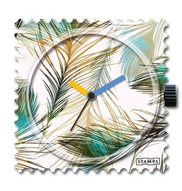 Stamps Klokje Featherlight