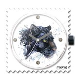 Stamps Uhr Diamond Fever Panther