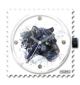 S.T.A.M.P.S Klokje Diamond Panther