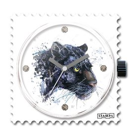 S.T.A.M.P.S Uhr Diamond Fever Panther