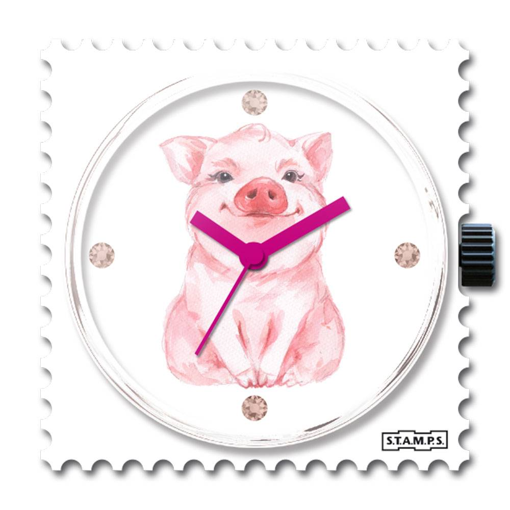 Stamps Watch Diamond Fever Babe - Kado in Huis