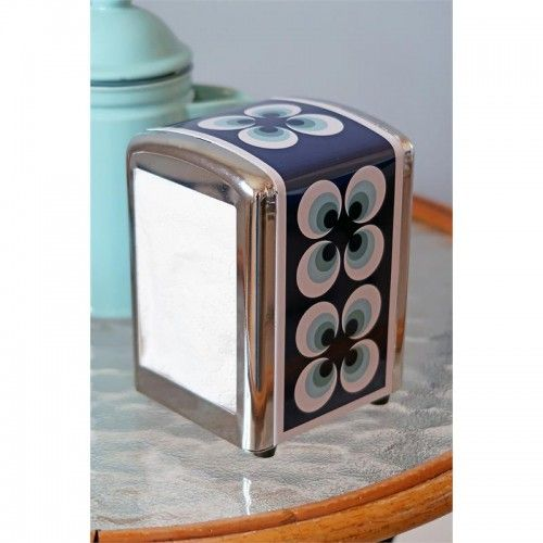 Cabanaz Tissue Dispenser Ramona blue