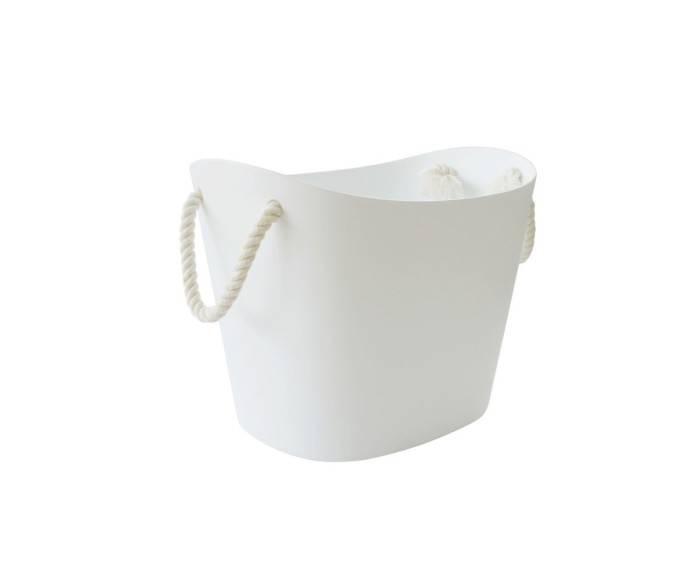 Hachiman Aufbewahrungskorb Balcolore klein weiß
