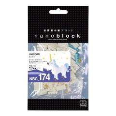 Nano Blocks Bausatz Einhorn