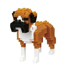 Nano Blocks Bausatz Boxer