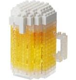Nano Blocks Bausatz Bier