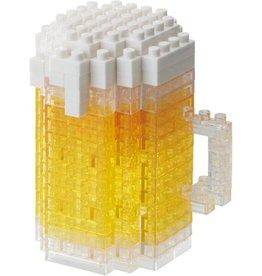 Nano Blocks Bausatz Bier