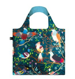 LOQI Faltbare Shopper Birds