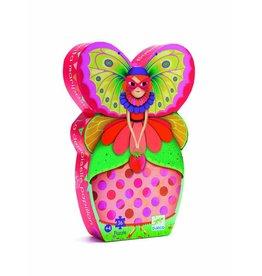 Puzzel De Vlinderdame