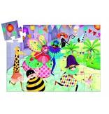 Djeco Puzzel De Vlinderdame