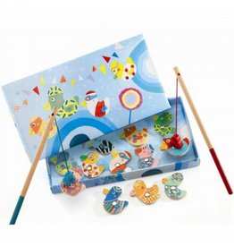Djeco Magnetic Fishing Game Ducklings