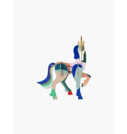 Studio Roof Construction kit Totem Unicorn