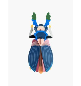 Studio Roof 3D Wanddecoratie Japanese Beetle