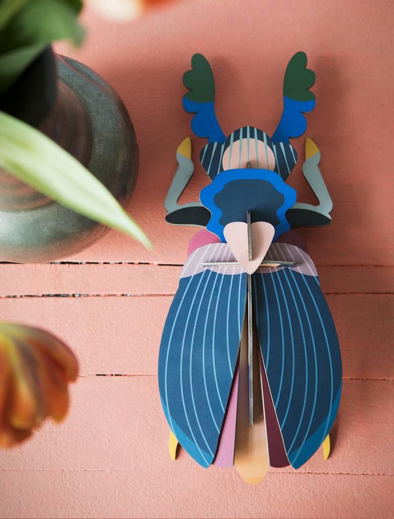 Studio Roof 3D Wall Decoration Japanese Beetle