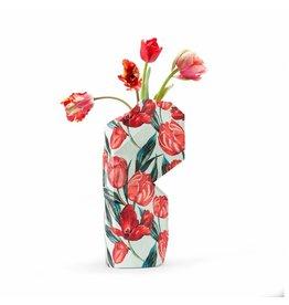 Pepe Heykoop Papier Vase Abdeckung Tulpen large
