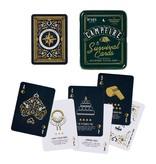 Gentlemen's Hardware Kampvuur Survival Speelkaarten
