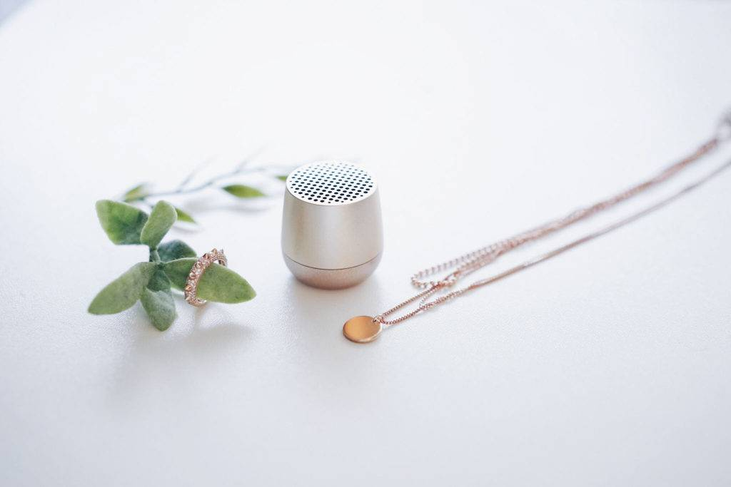 Lexon Mino Mini  Bluetooth Speaker Gun
