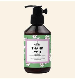 The Gift Label Hand Lotion  Thank You 250ml