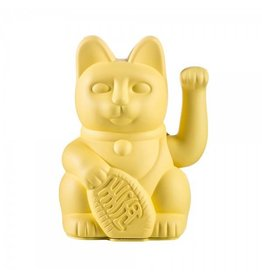 Donkey Products Lucky Cat Gelb