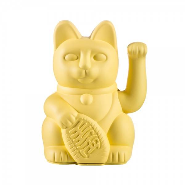Donkey Products Lucky Cat Geel
