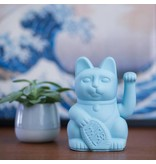 Donkey Products Lucky Cat Blue