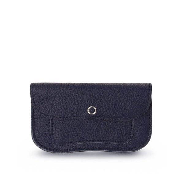 Keecie Wallet Cat Chase Small  Black