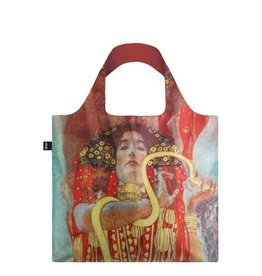 LOQI Foldable Shopper Museum Hygieia