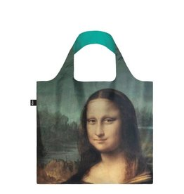 LOQI Foldable Shopper Museum Mona Lisa