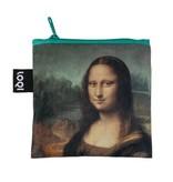 LOQI Opvouwbare Shopper Museum Mona Lisa Leonardo de Vinci