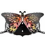 Miho Design Houten Vlinder Madame Butterfly