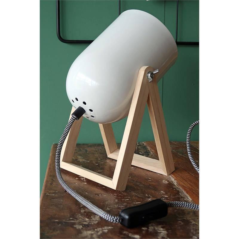 Puhlmann Tafellamp Studio wit
