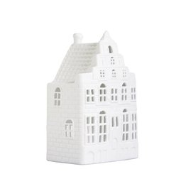 &Klevering Tealight holder Canal house Gable Facade large