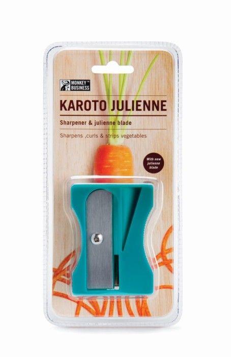 Monkey Business Vegetable slicer Karoto Julienne